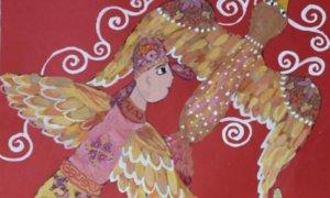 Павлодарские школьницы стали лауреатами конкурса рисунков в Москве
