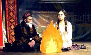 Тюменские казахи отметили День Козы-Корпеш и Баян-Сулу