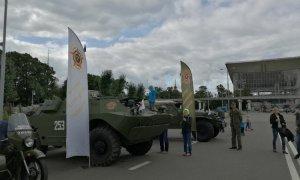 Казахстанские поисковики примут участие в бронепробеге