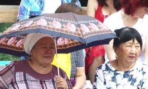 Алтайские казахи отметили юбилей центра национальной культуры