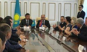 Уральск и Кострома подписали соглашение о сотрудничестве