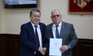 Казахстанский и российский Алтай свяжет дорога