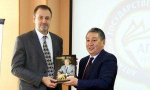Алтайский госуниверситет увеличивает количество совместных с Казахстаном образовательных программ