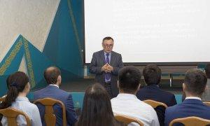 В Посольстве обсудили главный программный документ