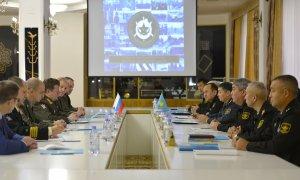 Спецподготовку сотрудников военной полиции Казахстана и России обсудили в Астане