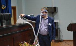 Специалисты из Москвы обучали казахстанских врачей в рамках научного гранта КазМУНО