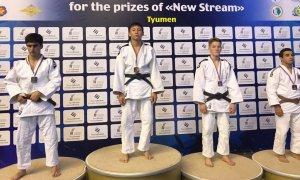 Казахстанский дзюдоист победил на международном турнире в Тюмени
