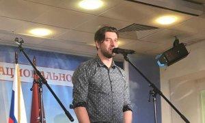 В Москве прошел творческий вечер актера Александра Устюгова