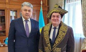 В Москве обсудили сотрудничество между субъектами бизнеса Казахстана и Тюменской области